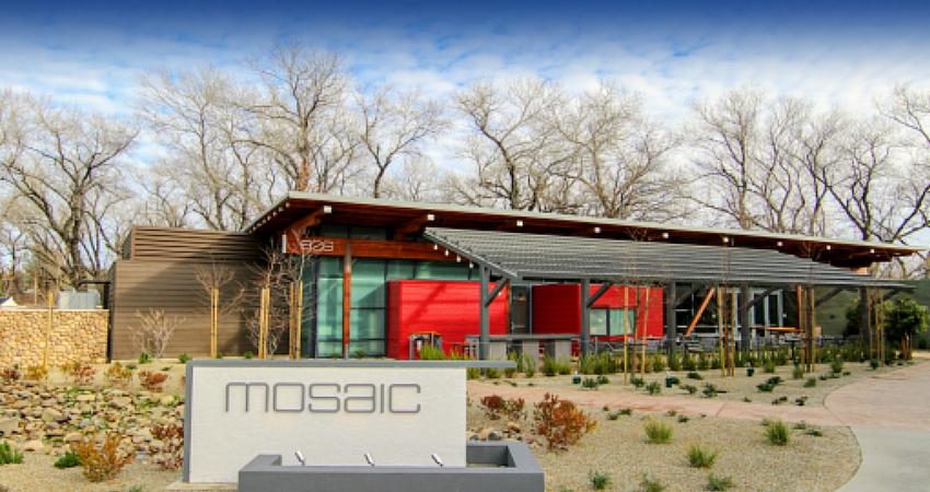 McEntire Landscape Design - Sheraton Hotel Redding - Mosiac